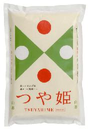 平成23年産・特別栽培米(減農薬・減化学肥料)・山形産つや姫
